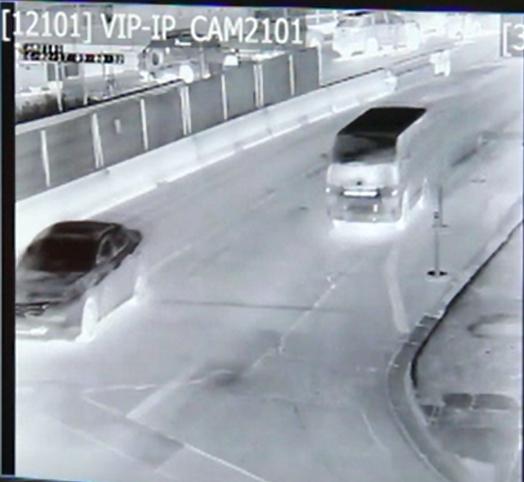 4 camera thermal detection