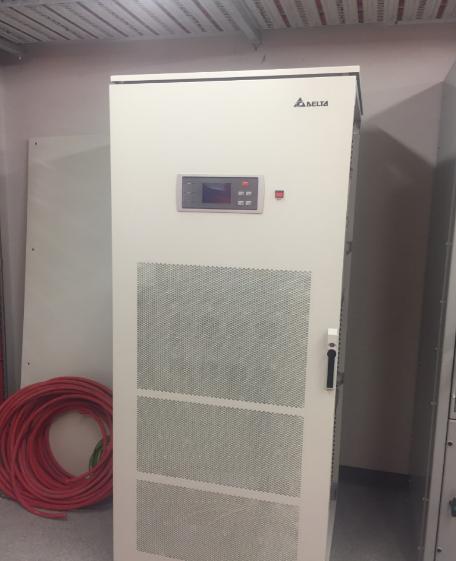5 energy -delta control panel