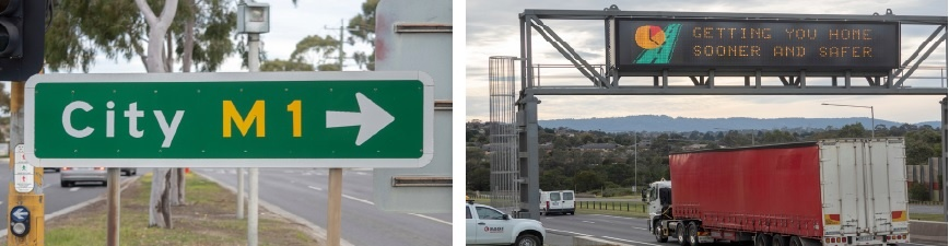 strip -reducing congestion through managed motorways