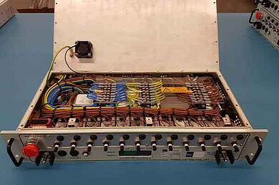 Parts Assembly PDU