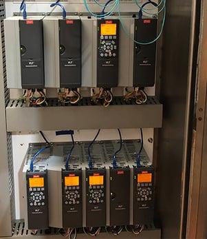Control Panel CIP Kitchen Solution