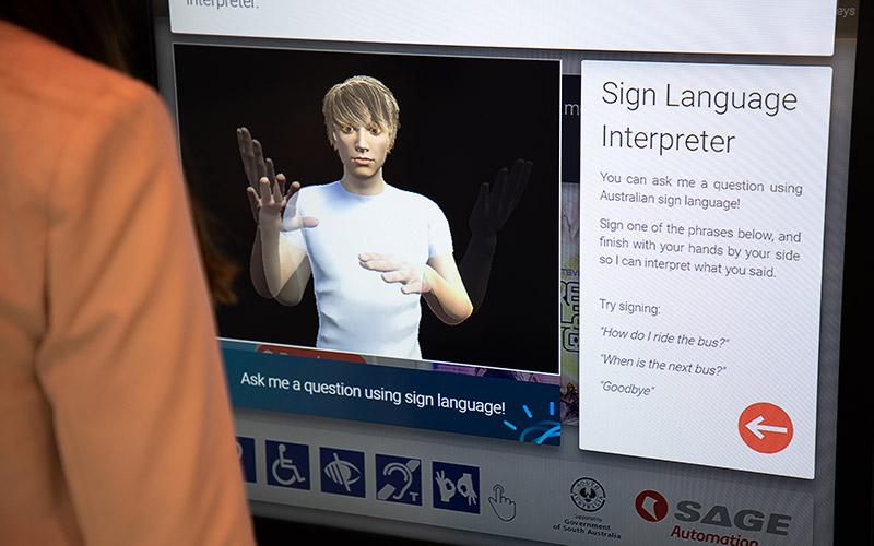 Matilda-sign-language