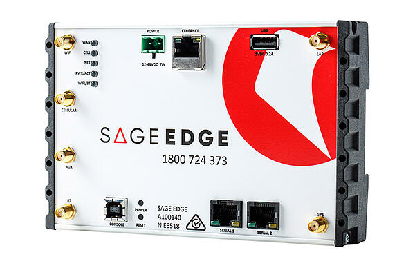 SAGE-Edge-Connected-Bus-Infrastructure