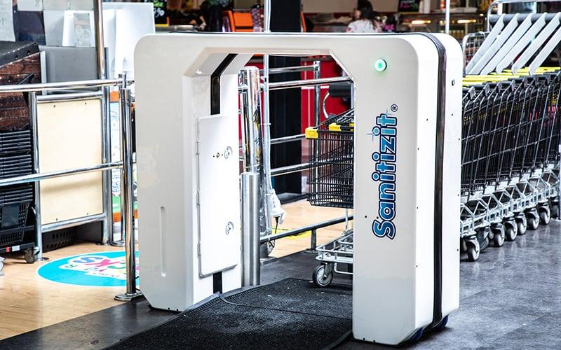 Sanitizit-Designed to suit multiple applications