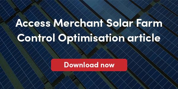 Solar Farm banner - CTA web page