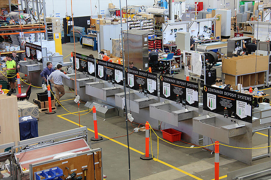 ARTs in prodution at SAGE Advanced Manufacturing facility