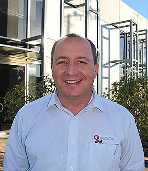 Stuart Mitchell on food production technology