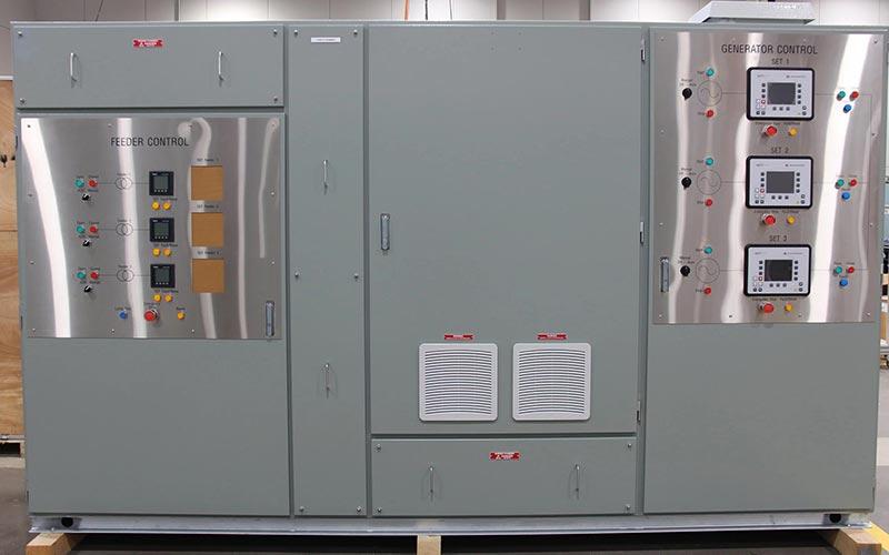 Generator-Control-System
