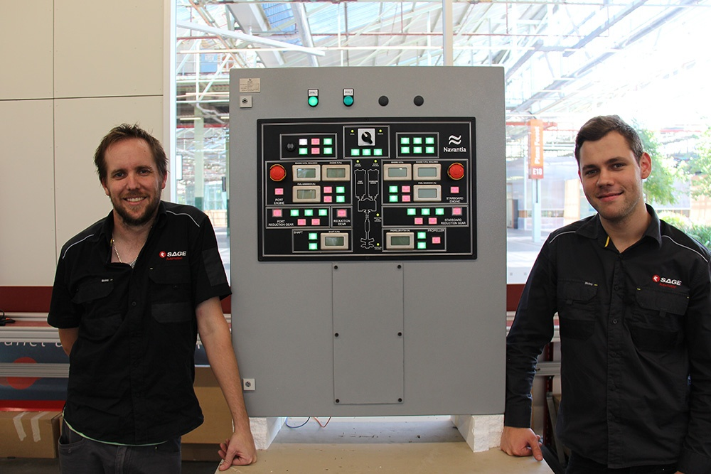 Dave-Hobbs-and-Joseph-Persico-with-diesel-control-panel-for-IPMS
