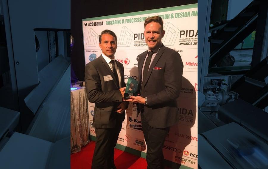 Home Page- award PIDA