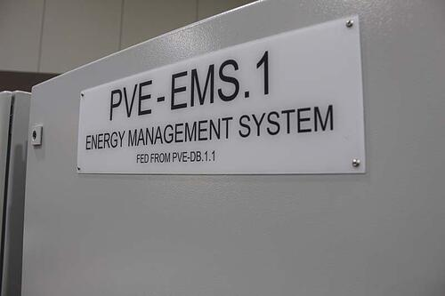 Energy management systems