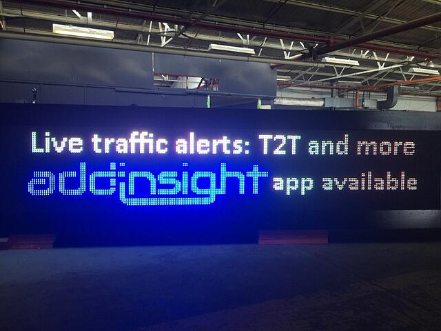 Addinsight VMS for the T2T upgrade in Adelaide