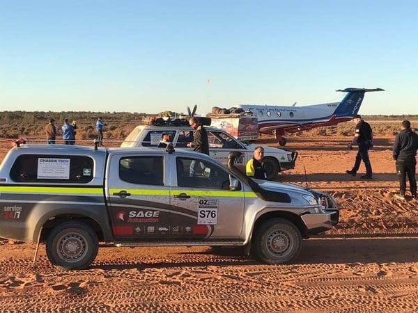outback car