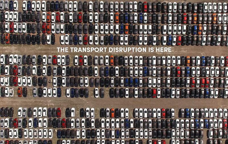 Transport disruption: car parks are a waste of space