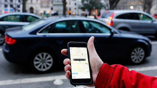 Uber is part of the transport future