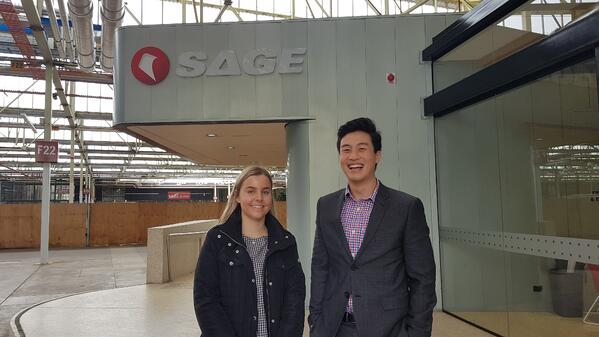 SAGE Group Interns share their insights into Life at SAGE Group