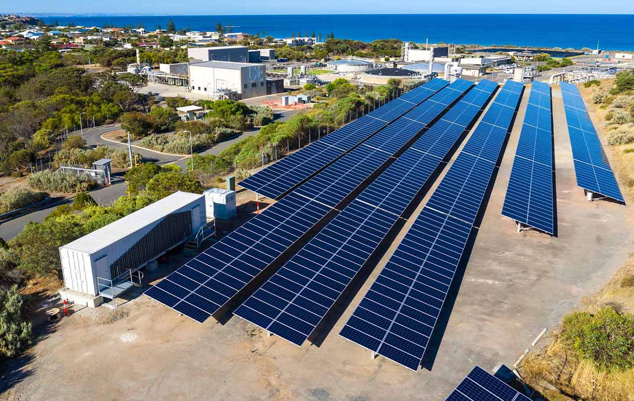Smart solar control and monitoring for a zero cost energy future: phase 1