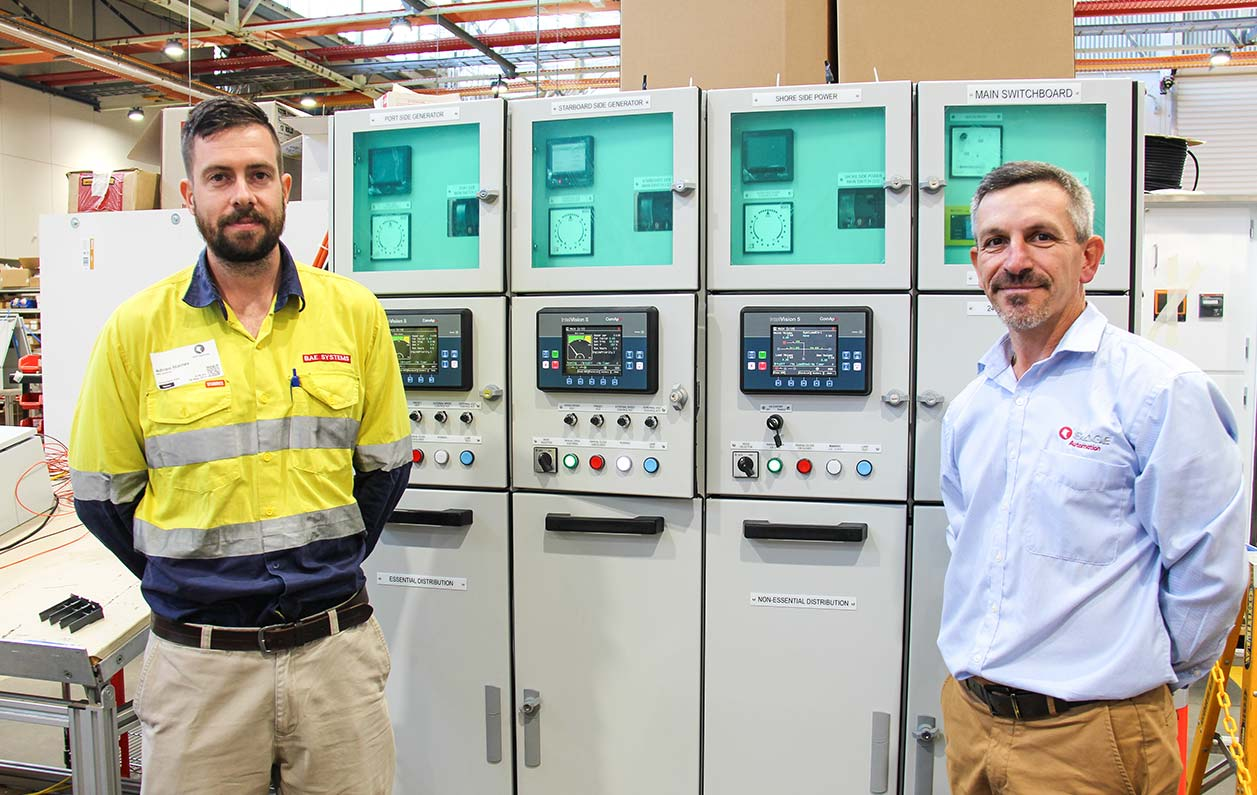 SAGE's manufacturing capability delivers on tight deadline and achieves certification