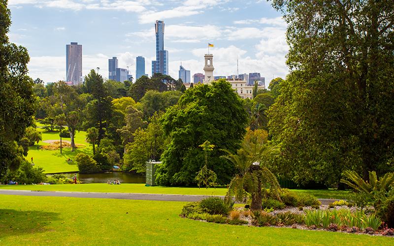SAGE enables Royal Botanic Gardens to map popular visitor routes