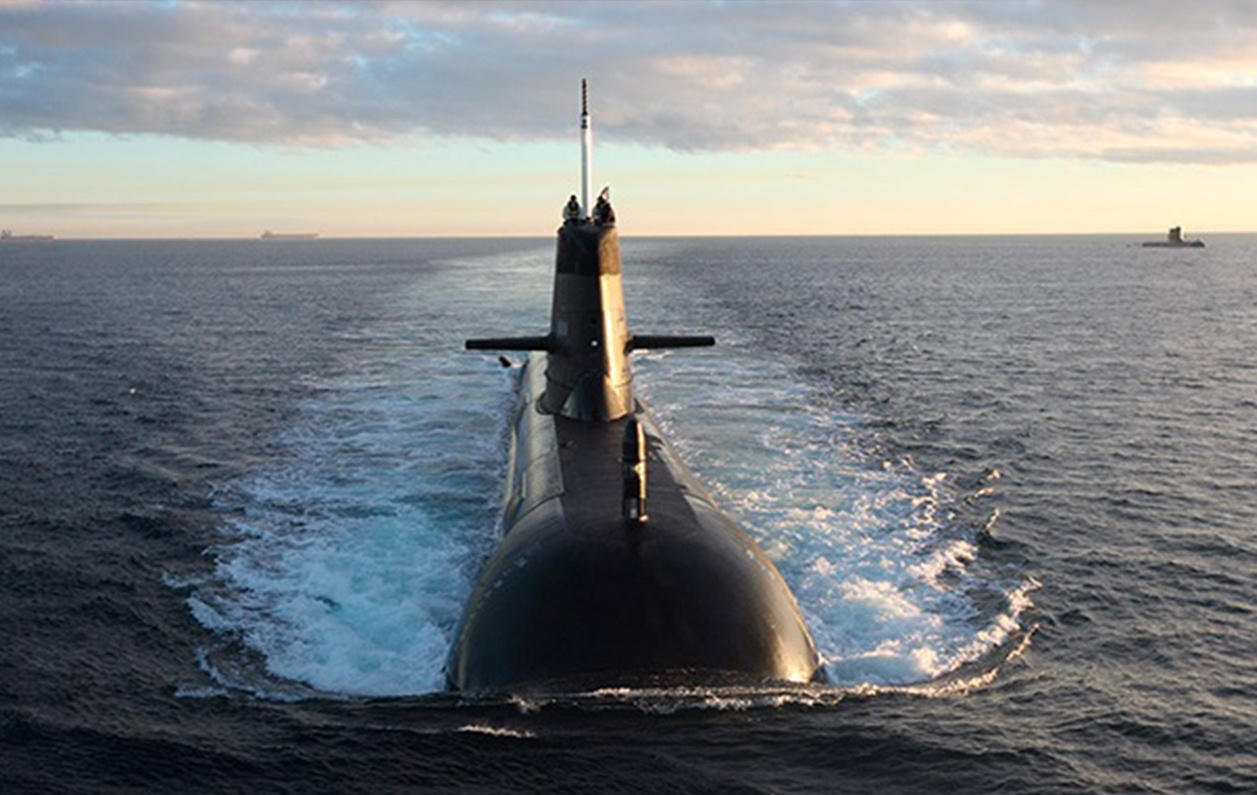 SAGE upgrades critical controls for submarine fleet