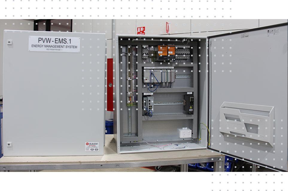 Energy management control system