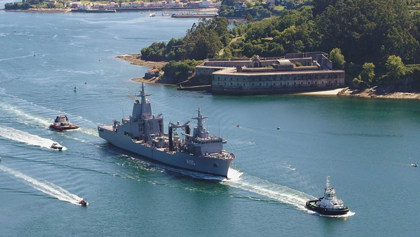 Defence support expands as Perth team await NUSHIP Supply(II)