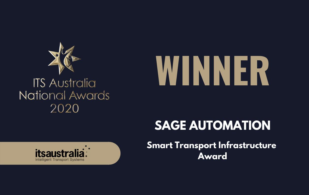 ITS Award Win SAGE Edge
