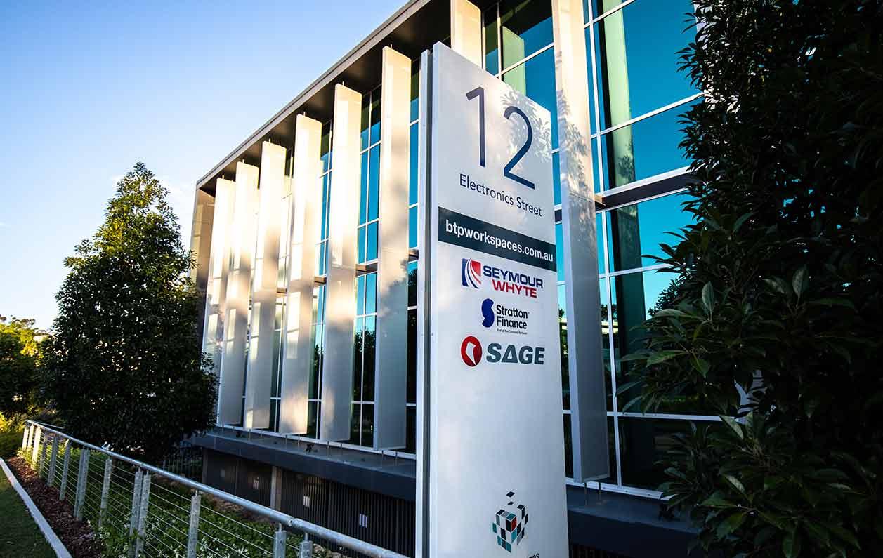 SAGE Brisbane Moves to Brisbane's Technology Park, Eight Mile Plains.