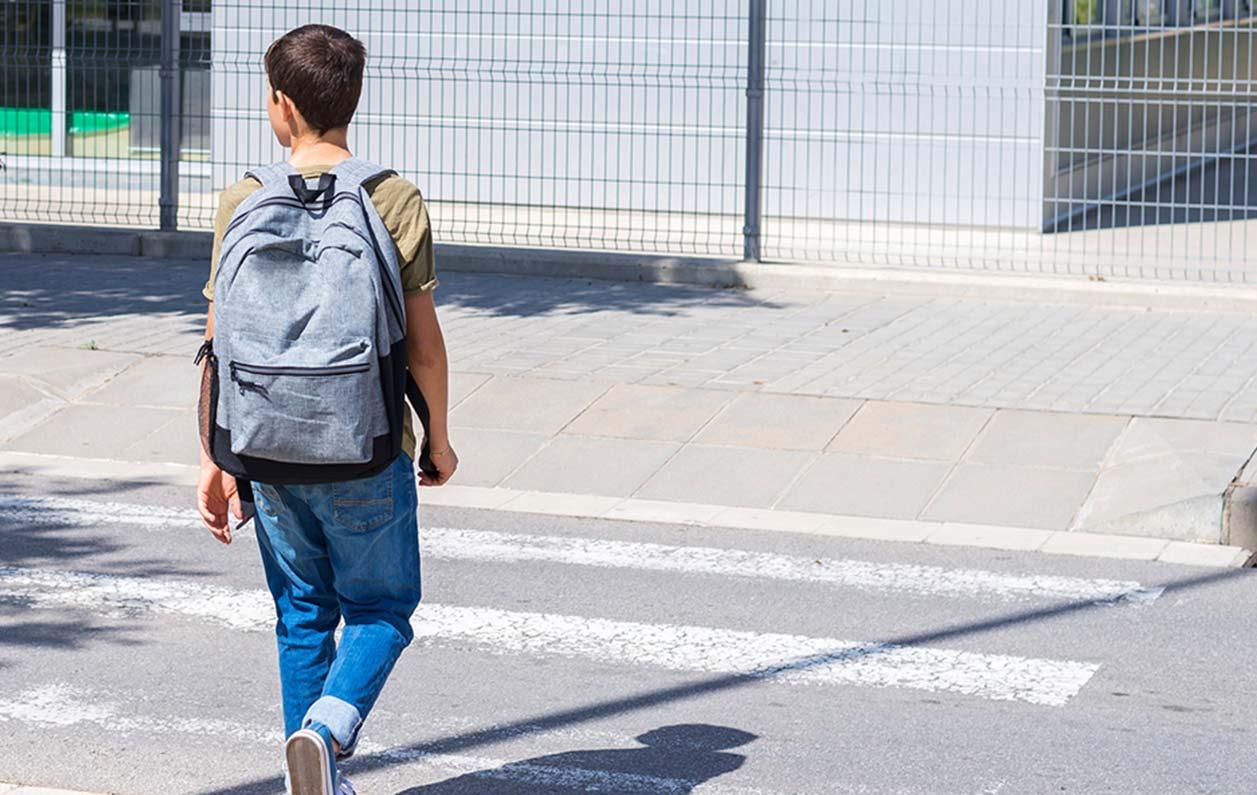 Improving pedestrian safety with smart school zones