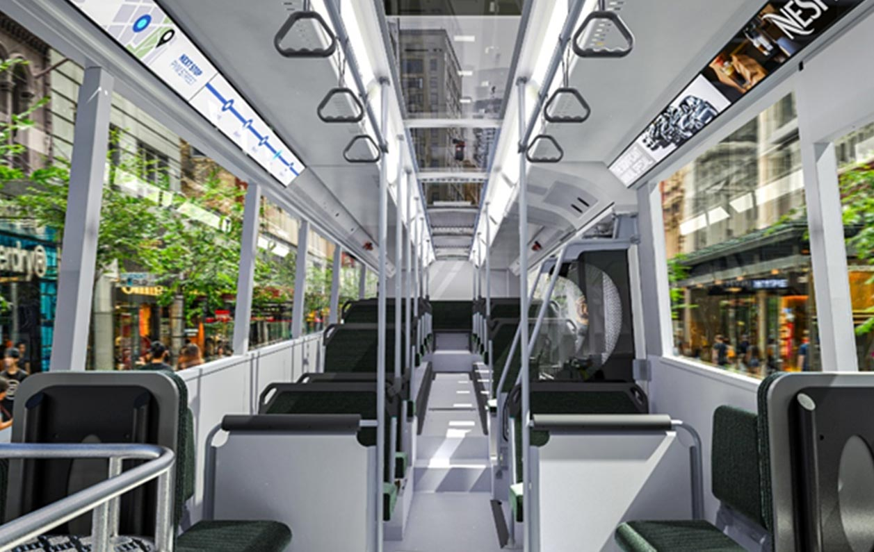 SAGE Automation partner with BusTech Group on intelligent connected bus of the future