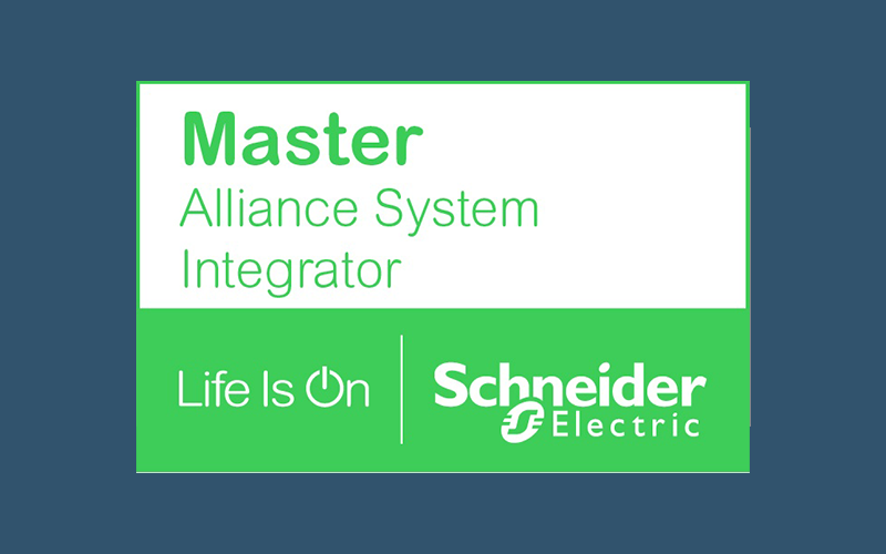 Schneider Electric Partner Logo