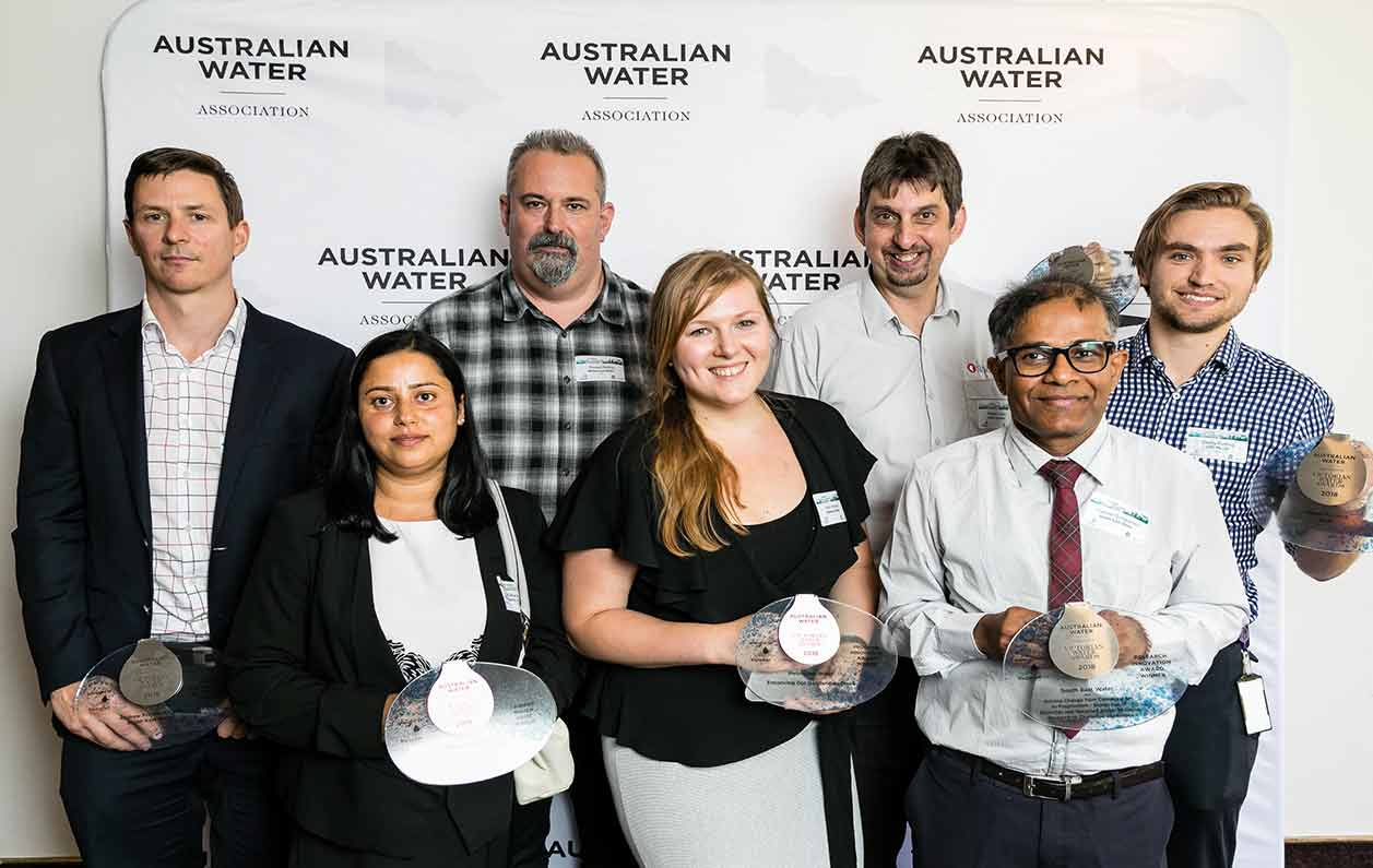 SAGE IoT monitoring solution wins Victorian Australian Water Award