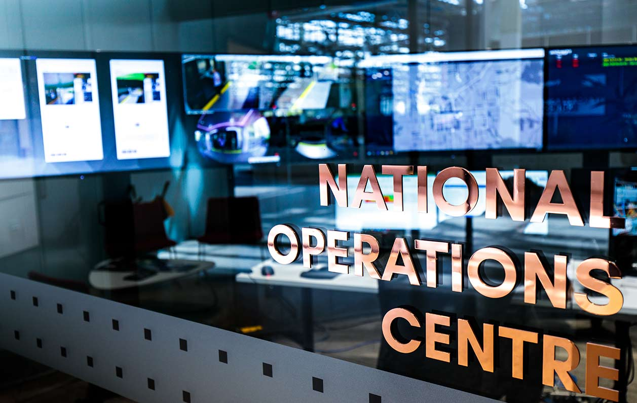 National Operations Centre cuts cost and downtime for clients
