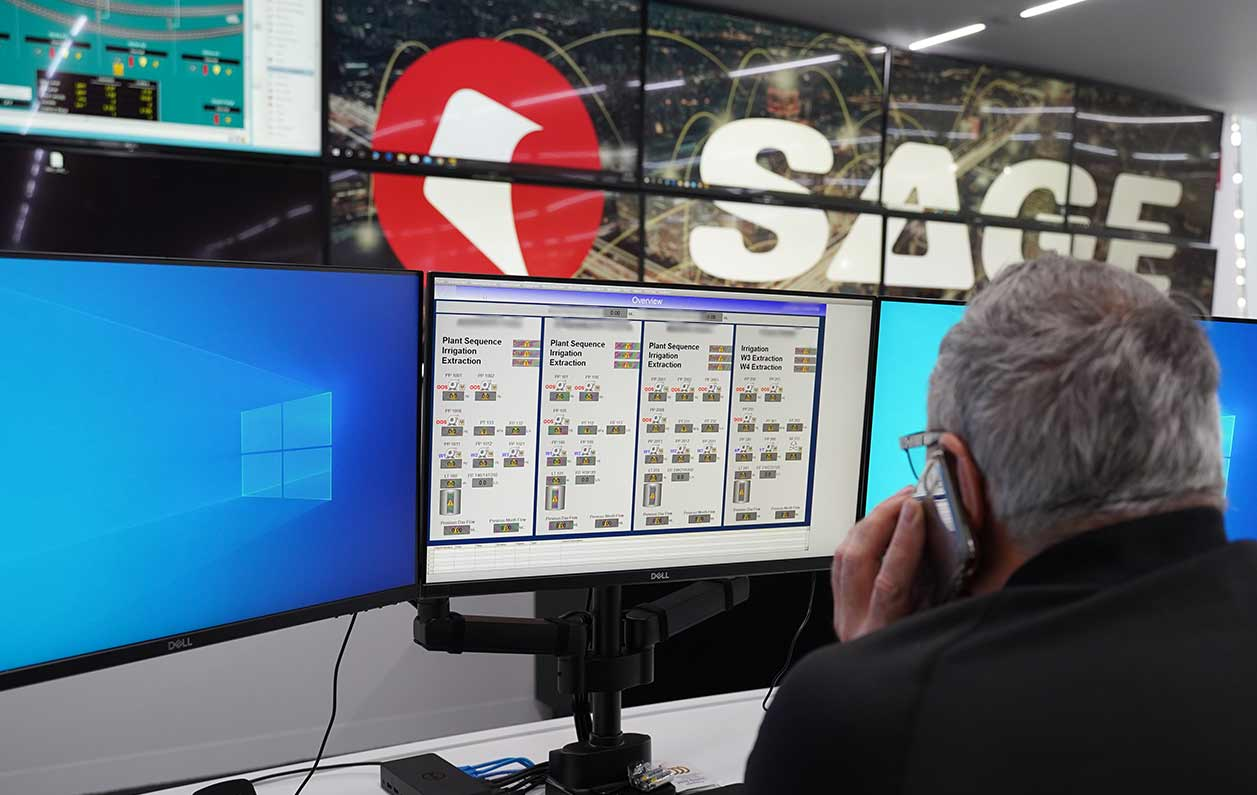 SAGE National Support and Operations Centre